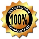 Satisfaction - 100% Guaranteed