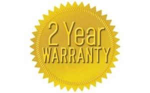 AutoLawnMow Two Year Warranty