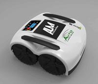 Automatic Lawn Mower Genie 100